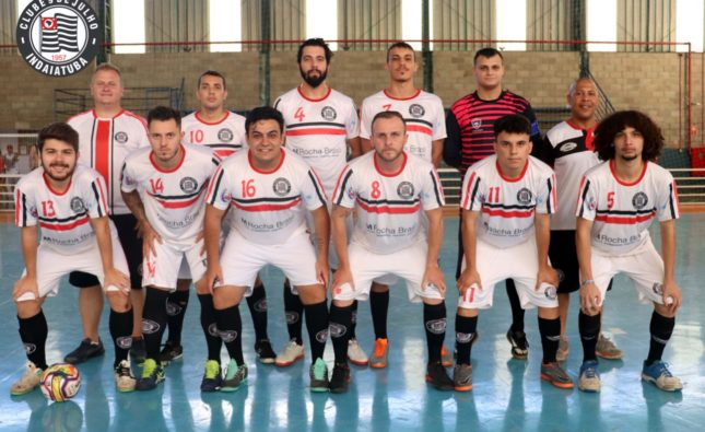 TIME DE FUTSAL DO CLUBE 9 DISPUTA O 22º CAMPEONATO AIFA