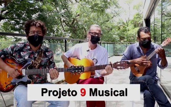 PROJETO 9 MUSICAL